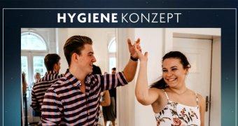 Hygiene-Konzept – aktuelle Informationen