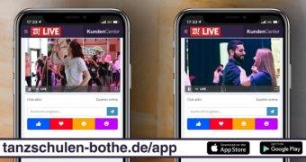 B! LiveClass – Online Unterricht als Livestream!