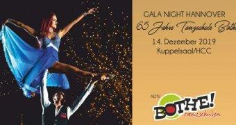 Gala Night Hannover 14.12.2019