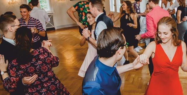 Tanzen Sie jetzt!